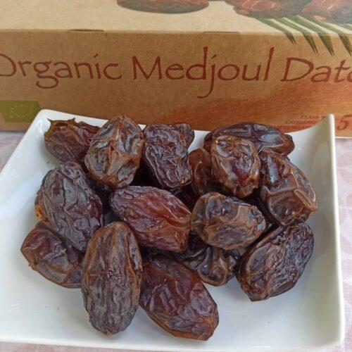 Add-on: 5kg Organic Medjool (Medjoul) Dates