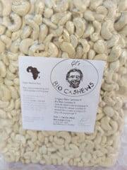 organic cashew nuts 5kg 2