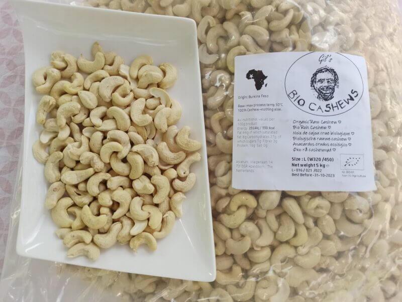 organic cashew nuts 5kg 4